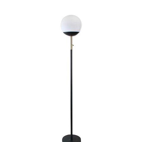 Globe Head Floor Lamp LED