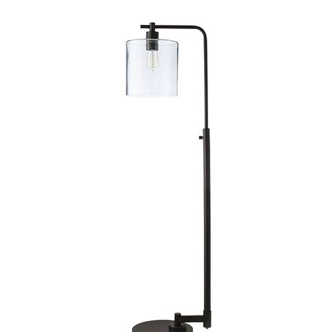 Hudson Industrial Floor Lamp
