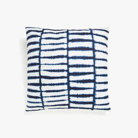 Tie Dye Effect Cushion Cover