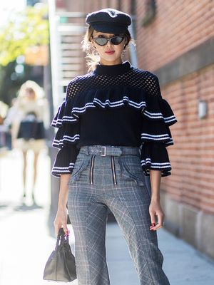 The UnexpectedAccessory Every FashionGirl Wore at Fashion Week