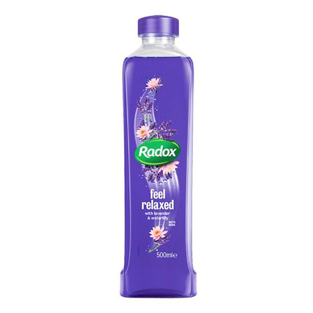 How to take a bath: Radox Feel Relaxed Bath Soak