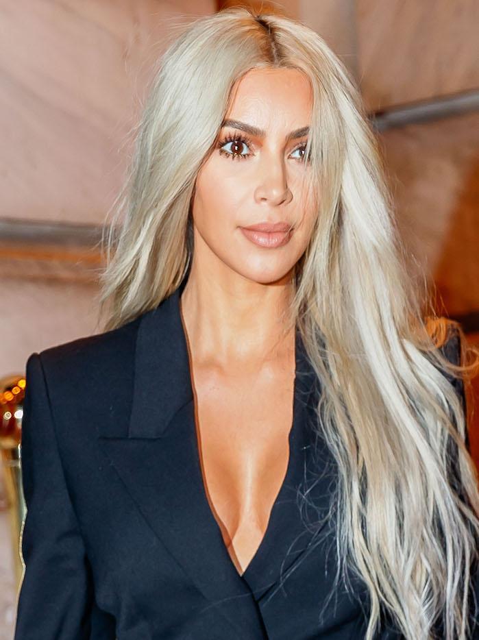 This Is Kim Kardashian West\'s Favorite Nail Polish | Byrdie