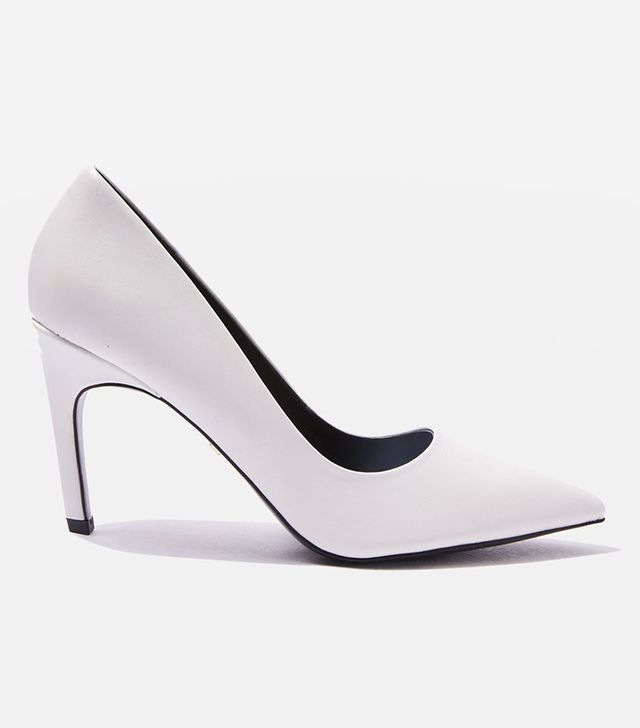 GLIMPSE Angle Heel Court Shoes