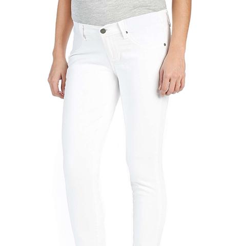 Skyline Ankle-Peg Skinny Maternity Jeans