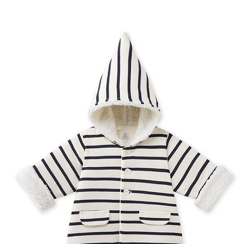 Unisex Striped Jacket