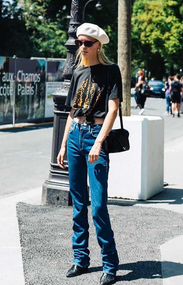 graphic tee outfit