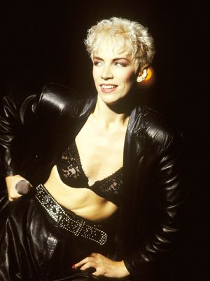 Annie Lennox: The Most Underrated Fashion Icon of the '80s