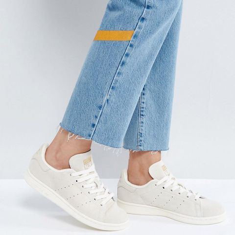 Off-White Suede Stan Smith Sneakers