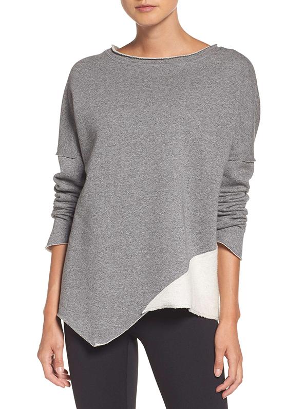Women's Alala Exhale Asymmetrical Sweater