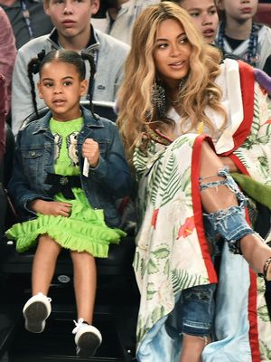 Beyoncé and Blue Ivy Just Wore the Perfect Wedding Guest Outfits
