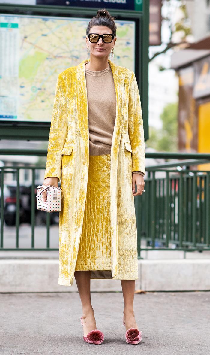 net a porter street style trends