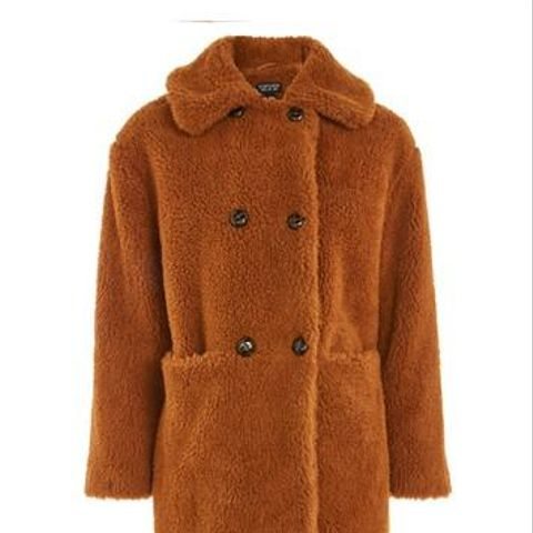 Teddy Double Breast Coat