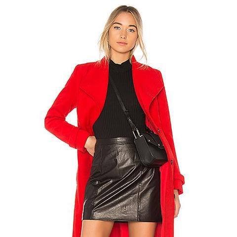 Undercover Coat in Red