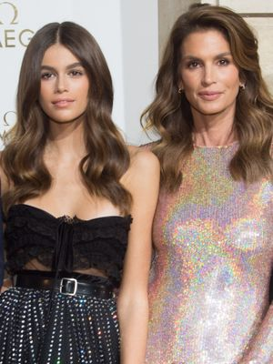 Cindy Crawford Is More Afraid of Kaia Gerber Doing This Than Modelling