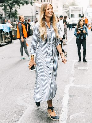 Cute Shirtdresses to Wear to Work This Week