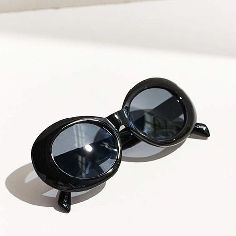 Venice Oval Sunglasses