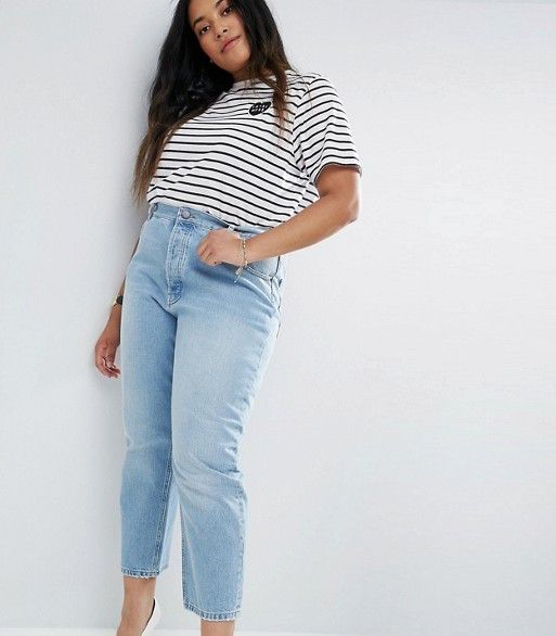 ASOS Curve Florence Jeans