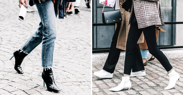 The 10 Best Skinny Jeans to Wear With Ankle Boots