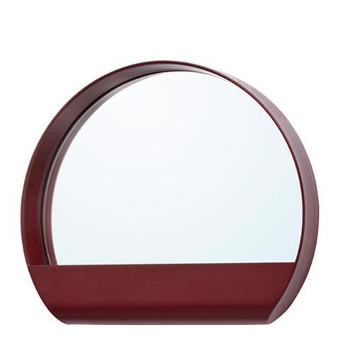 Mirror, Dark Red