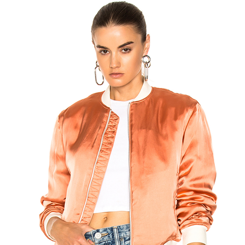 Morton Bomber Jacket