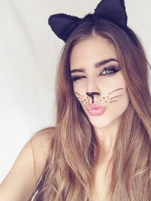 6 Halloween Makeup Looks You Can Create With Drugstore Eyeliner