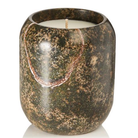 Stone Medium Scented Candle