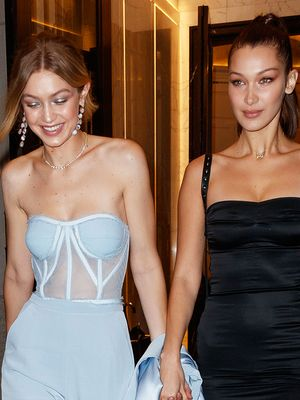 And Now, Here's What the Hadid Sisters Wore to Bella's Birthday Party