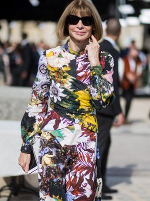 Anna Wintour Has a Message for Designers Who Neglect Diversity