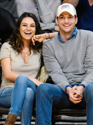 Why Mila Kunis and Ashton Kutcher Are Giving Their Kids Zero Christmas Gifts