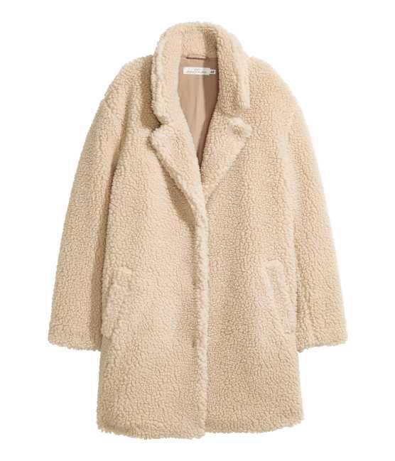 Short Pile Coat
