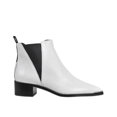 Jensen Grained Boots