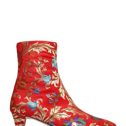Raissa Brocade Boot