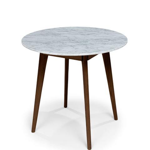 Mara Walnut Cafe Table