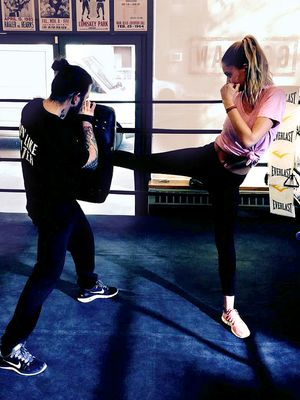 The Byrdie Guide to the Best Boxing Classes in NYC