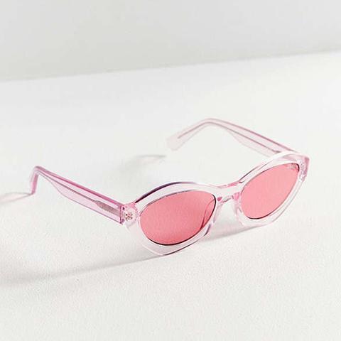 As If Cat-Eye Sunglasses