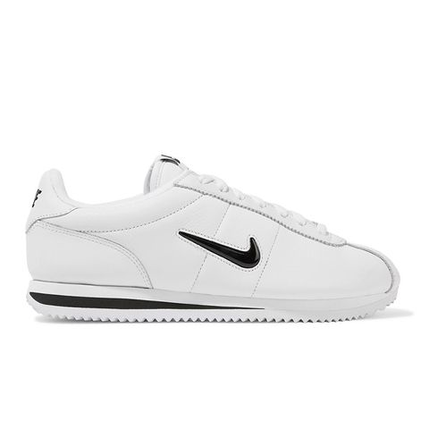 Cortez Basic Jewel Leather Sneakers