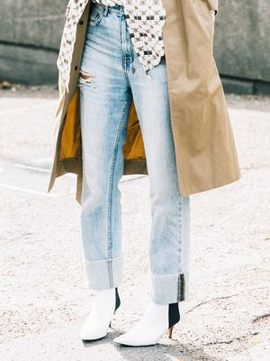 How to Cuff Jeans to Make a Fashion Stateent