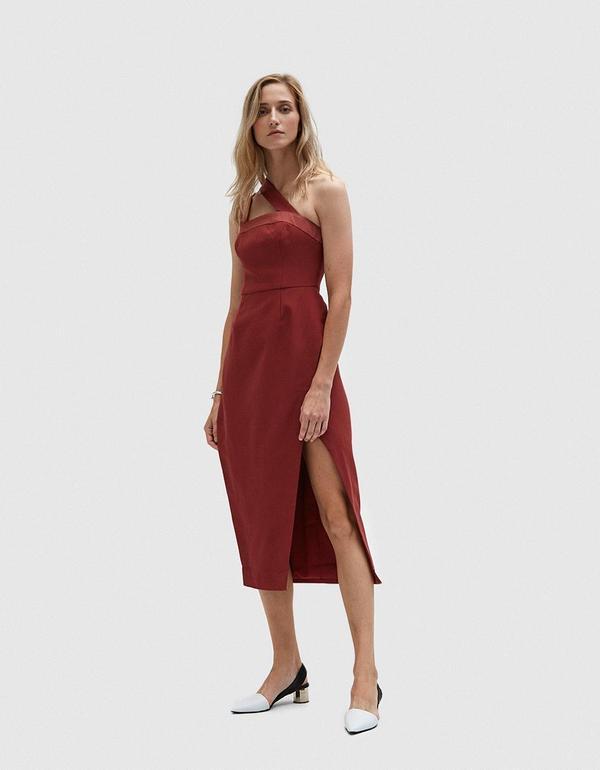 Bound Together Dress