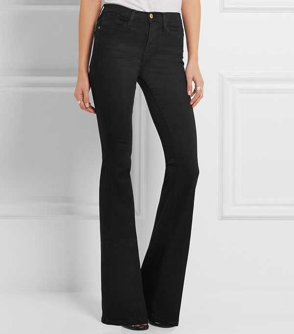 Le High Flare High-rise Jeans