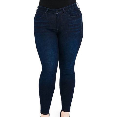 The One Love High Waist Skinny Jeans