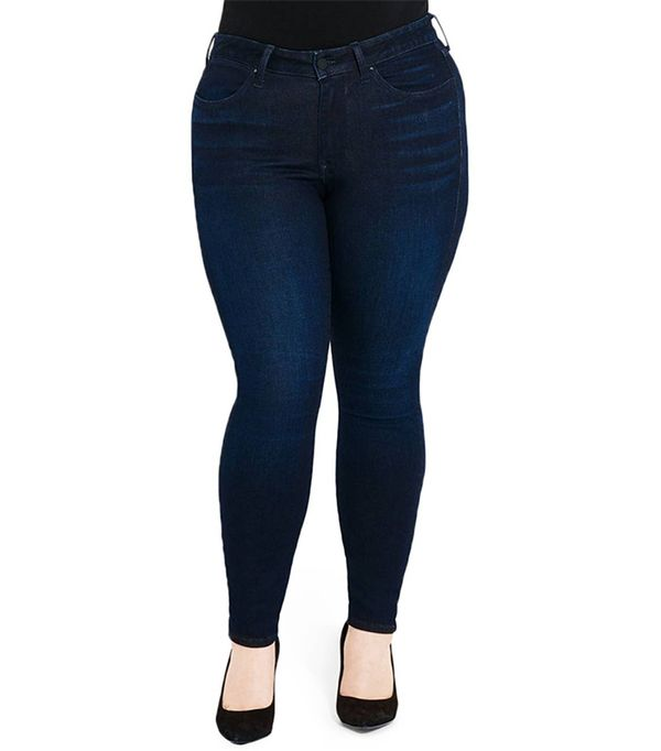Plus Size Women's Ayr The One Love High Waist Skinny Jeans