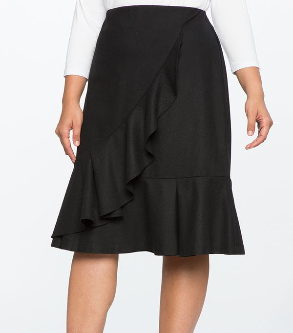 The Best Wrap Skirts for All Body Types