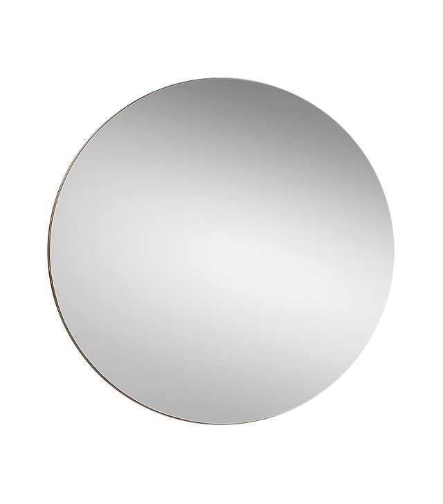 Restoration Hardware Lucent Round Mirror