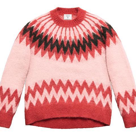 Jamie Mohair Knit