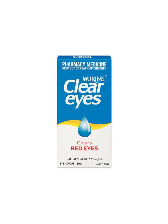 Murine Clear Eyes