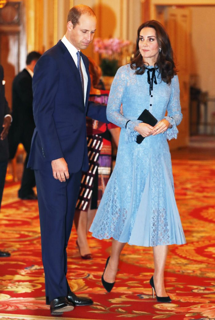 Kate Middleton Baby Bump First Pregnancy Appearance