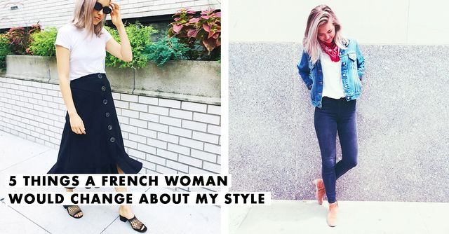 I Let A French Girl Judge My Style Whowhatwear Uk