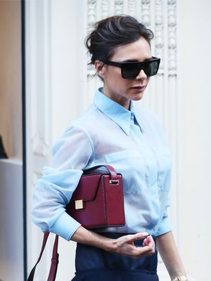 Victoria Beckham Is Wearing the Jeans That Have Been Neglected in Our Wardrobes