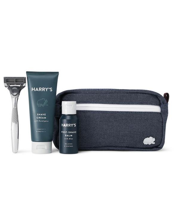 Beauty gifts for men: Harry's Winston Travel Set
