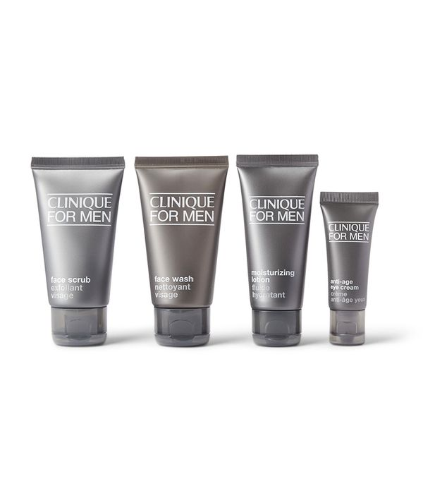 beauty gifts for men: Clinique for Men Essentials Kit